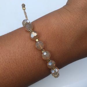 Handmade Beaded Friendship Bracelet ✨